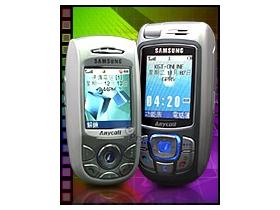 Samsung E808 v.s E818 滑出順暢手感!