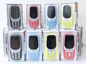 1,990 元,Nokia 3310 3G 版開賣