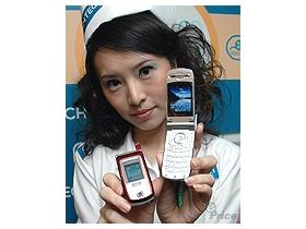 Pantech G670 溫度機 再創手機新話題