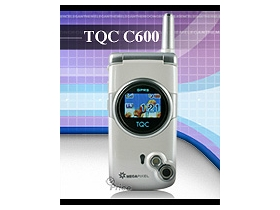 TQC 進軍市場第一主打 高檔手機 C600