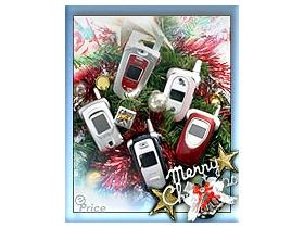 *耶誕鈴聲響叮噹* 3D 立體聲美型手機