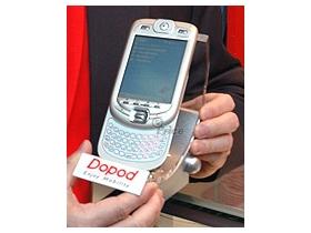 微軟智慧型手機暢銷 多普達明年繼續發光