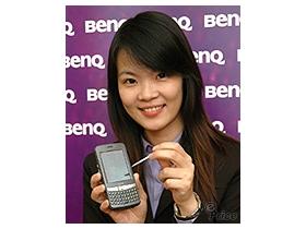 BenQ  2005 年第二季新手機搶先曝光