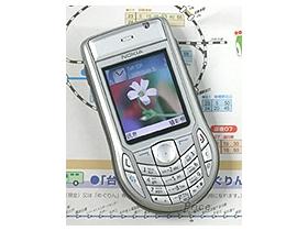 智慧型手機 Nokia 6630 出差旅行的好幫手