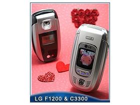 LG F1200 V.S. C3300 黑與白的對話