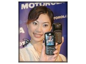 Motorola E1000 月底登場  3G 時代來臨?