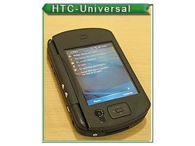 宏達電 3G 雙模手機 Universal 搶鮮曝光