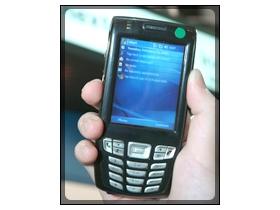 [Computex 2005] 新碁雙網手機  8 月開上戰場