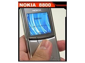 尊爵金屬經典再現 ~ Nokia 8800