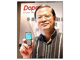 Dopod 成立滿週年 力推雙網、 3G 手機