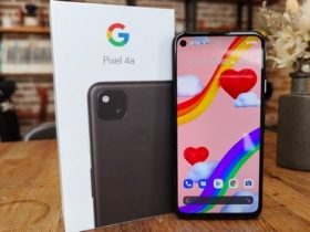 Pixel 4a 開箱實測:超強拍照小手機