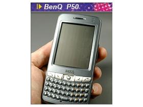 BenQ P50 人性化雙網智慧手機