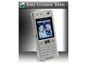 Sony Ericsson 3G 手機  K608i 獨家評測