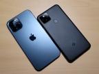 iPhone 12 Pro 攝力比拼 Pixel 5