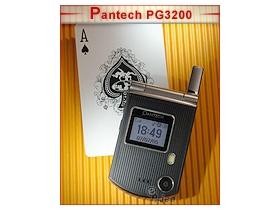 凹凸有緻迷你機!Pantech PG3200