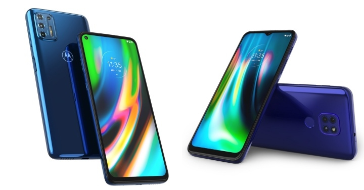 Motorola G9 系列雙機台灣上市