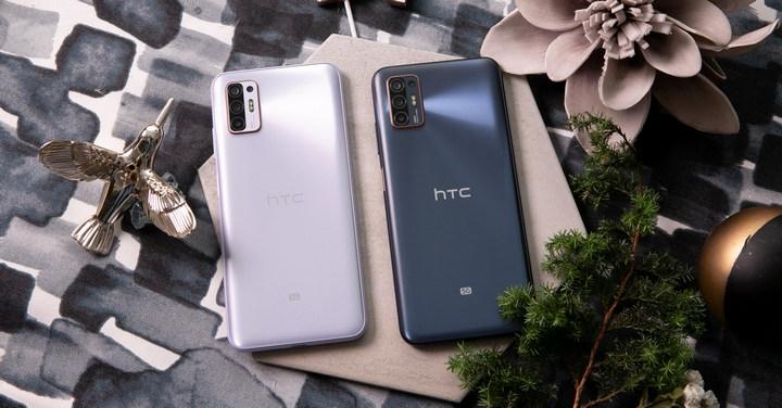 平價 5G:HTC Desire 21 pro 發表