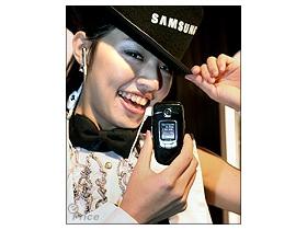 音樂爵士 Samsung E738 樂趣隨身行