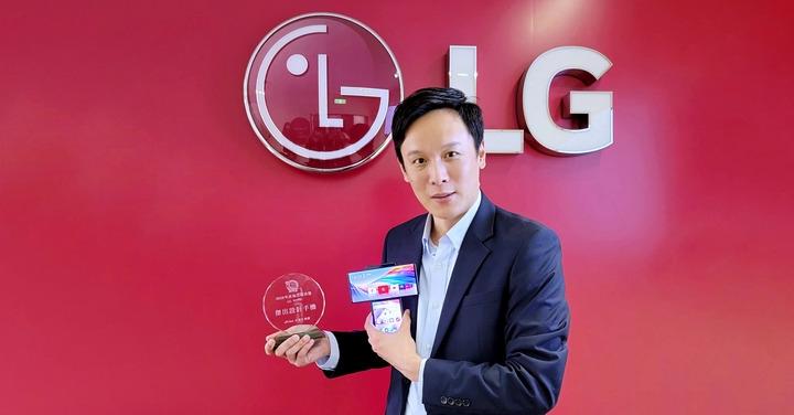 風雲機票選傑出設計:LG Wing