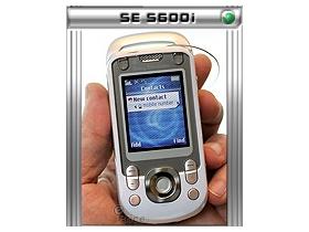 旋蓋浪潮第二發! Sony Ericsson S600i
