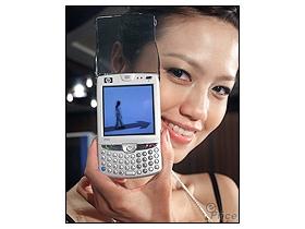 台北電腦應用展 HP iPAQ hw6515 現身