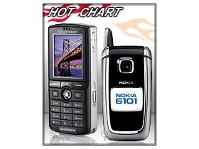 [ 7 月熱門排行榜]  Sony Ericsson 大贏家