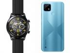 realme 新手機、智慧錶 月中上市