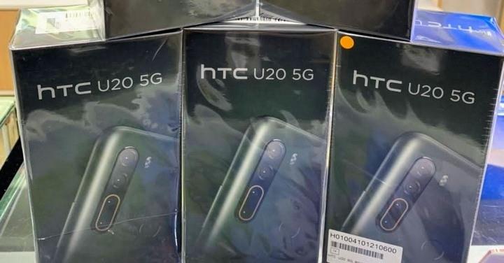 HTC U20 5G 絕殺價 12,890 元!