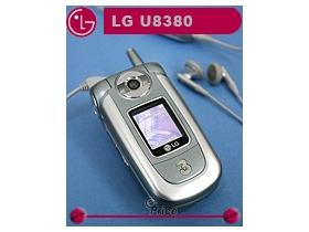 【水貨快報】3G+雙喇叭 LG U8380 嗆聲