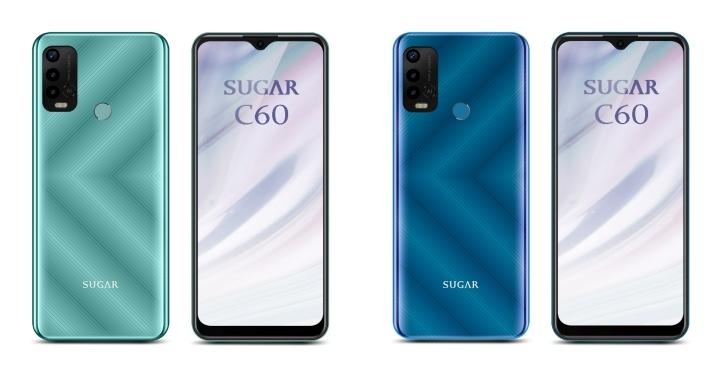 平價大電量:SUGAR C60 上市