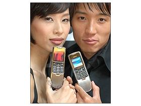不鏽鋼旗艦! Nokia 8800 滑蓋再進化