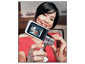 蔡司鏡頭抓住精彩 Nokia N90 隨想隨拍