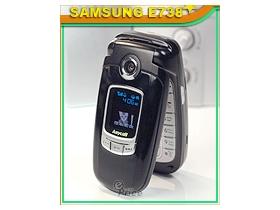 撼動音樂! Samsung E738 搖滾你的聽覺