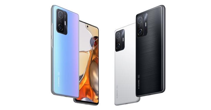 小米發表 11T 系列在內三款手機