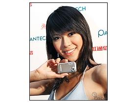 200 萬仿「貌」相機 Pantech PG6100 玩變身