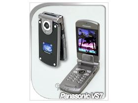 200 萬畫素旗艦! Panasonic VS7 就是薄