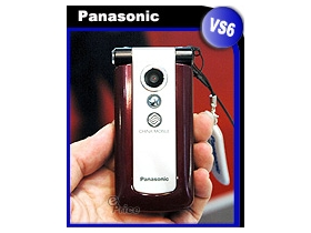 再下一城! Panasonic VS6 超薄亮相