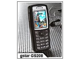 簡約直立風! gstar GS208 內外兼修
