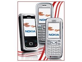 迎戰行動生活! 諾基亞再發表 3G 新機