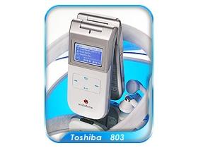 日系音樂尖兵 Toshiba 803 攻台在即