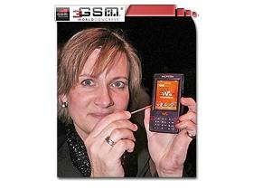 【3GSM大會】索愛 4GB 音樂手機技驚全場