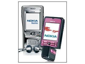 3250 帶頭 Nokia 吹響音樂手機進攻號角