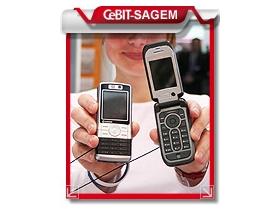【 CeBIT 展】Sagem 重整旗鼓 捲土再戰