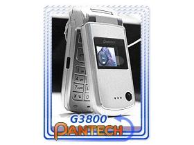 女性新寵! Pantech G3800 小巧玲瓏