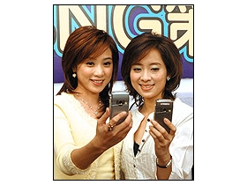 SNG 最前線! TV 記者配備 3G 手機報新聞