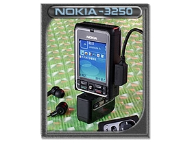 Nokia 3250 旋轉移位 「扭」出好音樂