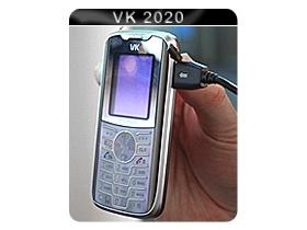 MP3、藍芽加持 VK 2020 輕薄依舊