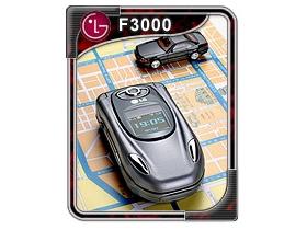 風馳電掣! LG F3000 給你跑車級享受