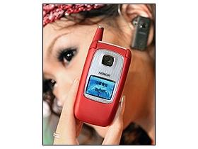 Nokia 6101 小改款 Nokia 6103 藍芽上身