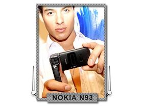 320 萬、3 倍光學變焦 Nokia N93 挑戰極限